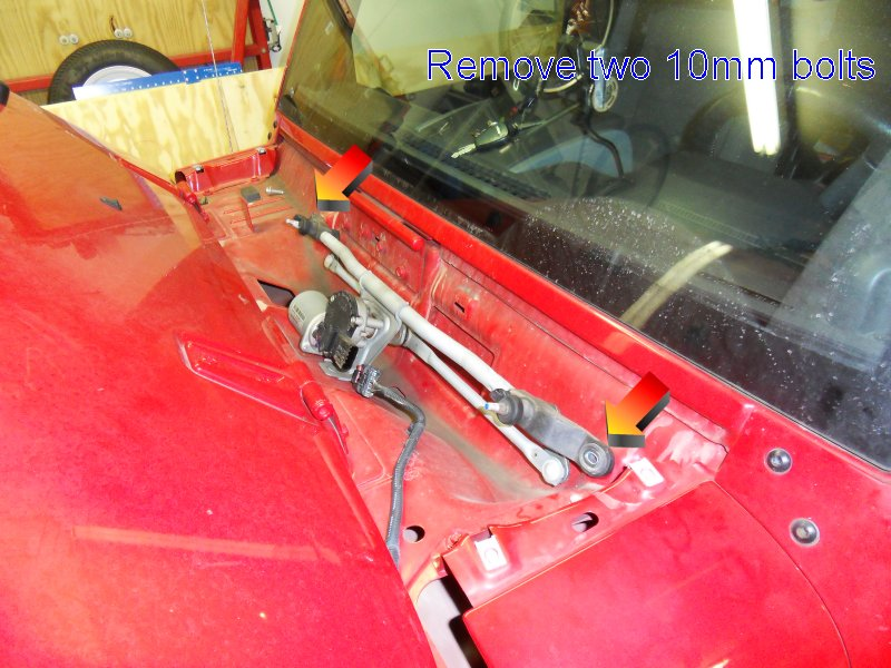 07 wrangler intermittent wiper fix jeep wrangler forum remove three torx screws holding down the cover on the gears and position indication portion of the motor remove the black plastic cover by releasing two
