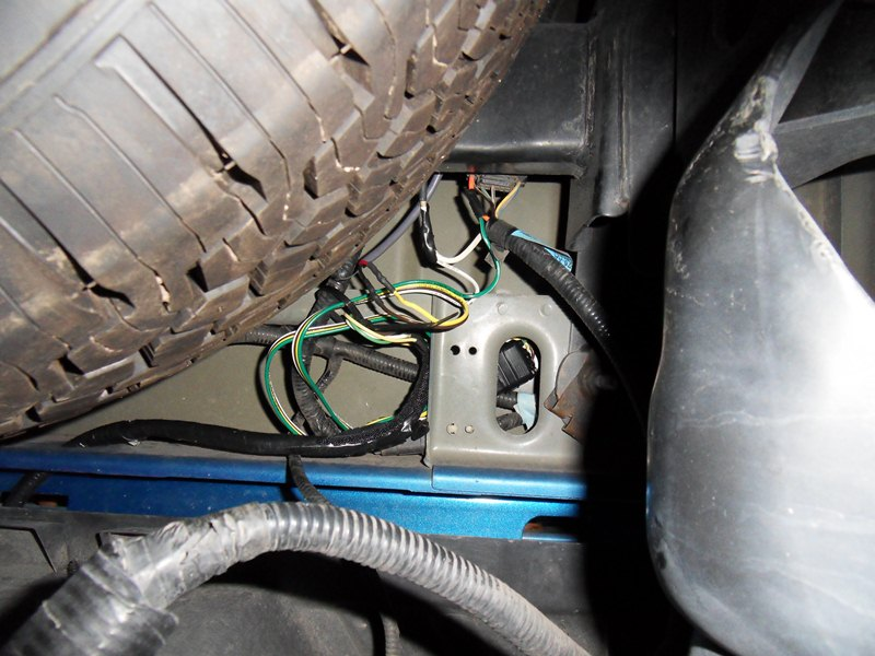 Writeup: Adding backup camera to 2010 F150 - Ford F150 Forum ... on